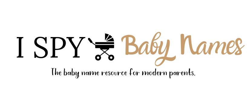 I Spy Baby Names