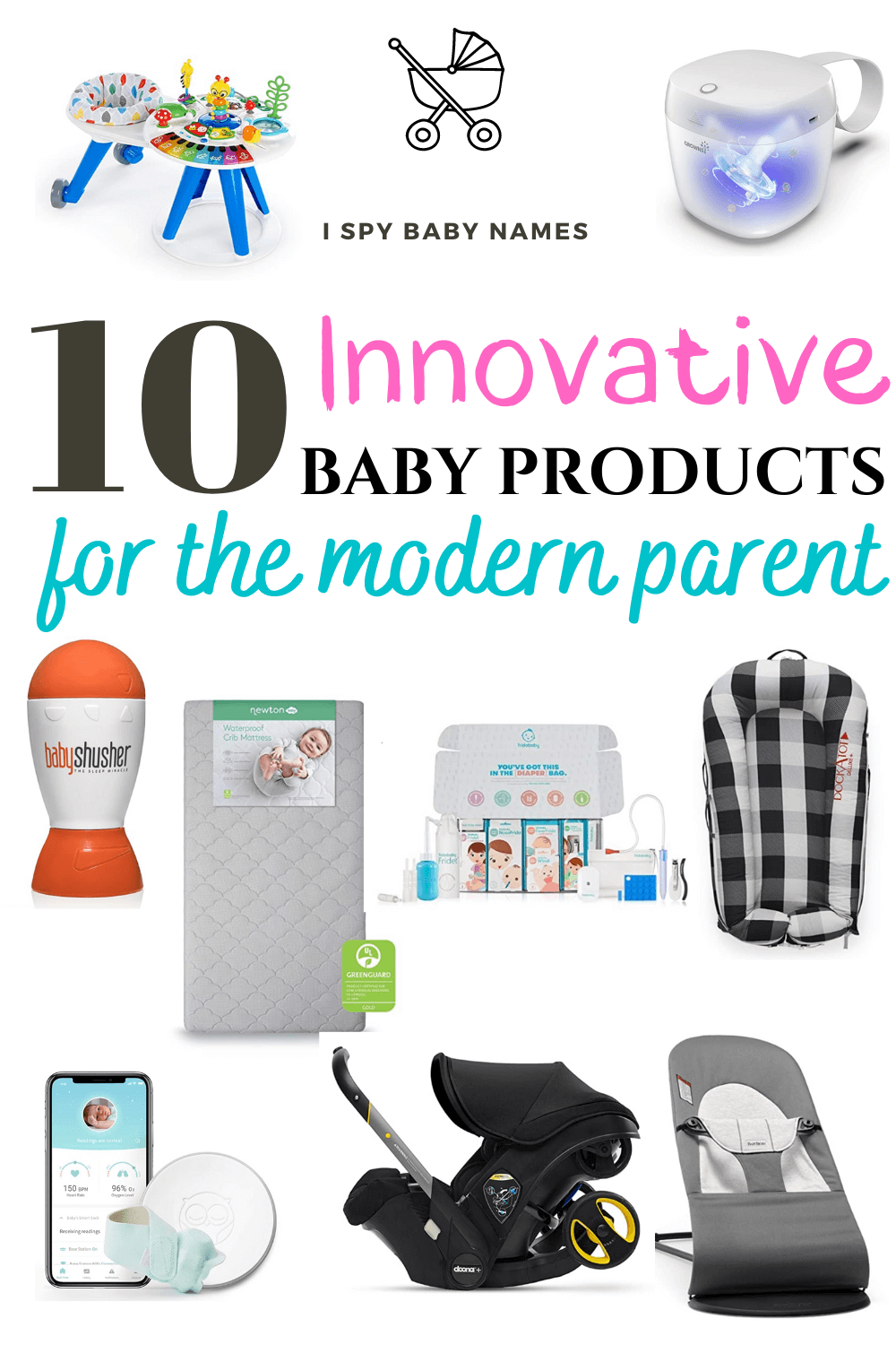 10 Innovative Baby Products for the Modern Parent